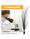 Test capillaire multi-drogues